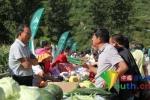 """第二届中国""""车河有机农业论坛""""在山西灵丘举行 中国青年网记者李延兵 摄 - 新浪"""