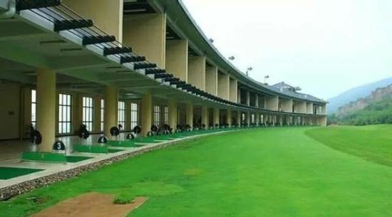 山西运城南山高尔夫球场,太原长风高尔夫球场被取缔