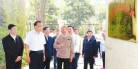 李克强总理在山西 - 教育厅