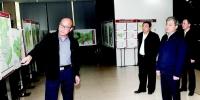 罗清宇调研城市规划建设、军民融合发展 - 太原市规划局