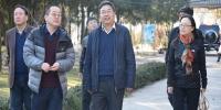 陕西省气象局局长丁传群一行到吕梁、临汾调研 - 气象