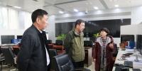 阳泉:气象林业交流合作 推进生态文明建设 - 气象