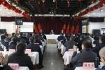 省年度目标责任考核第十一考核组对省农机局进行目标责任考核 - 农业机械化信息