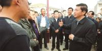 骆惠宁:抓春耕调结构发展现代农业 提质量求精准打好脱贫攻坚战 - 教育厅