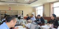 王亚同志以普通党员身份参加财政审计处支部组织生活会.jpg - 审计厅