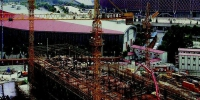 山西国际体育交流中心项目建设正酣 - 太原新闻网