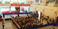 2018年运城市残疾人陆地冰壶锦标赛在临猗县举办 - 残疾人联合会