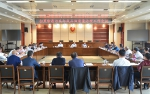 省工商局组织召开扫黑除恶治乱与成品油质量治理工作会议 - 工商局