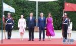 (时政)(2)习近平同阿根廷总统马克里举行会谈 - 广播电视