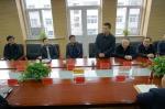 忻州市规划和自然资源局领导向全局干部职工拜年 - 国土资源厅