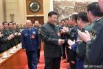 习近平出席解放军和武警部队代表团全体会议 - 广播电视