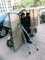 大同市云冈区残联审核机动轮椅车燃油补贴 - 残疾人联合会