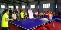 盐湖区代表队参加运城市残疾人乒乓球羽毛球锦标赛获得好成绩 - 残疾人联合会