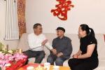 罗清宇看望慰问老党员和科技工作者 - 太原新闻网
